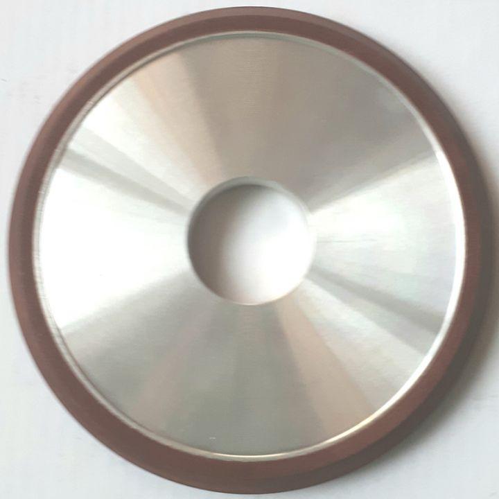 Алмазный шлифовальный круг для заточки твердосплавного и победитого инструмента.