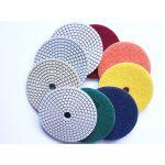 Гибкие полировальные диски